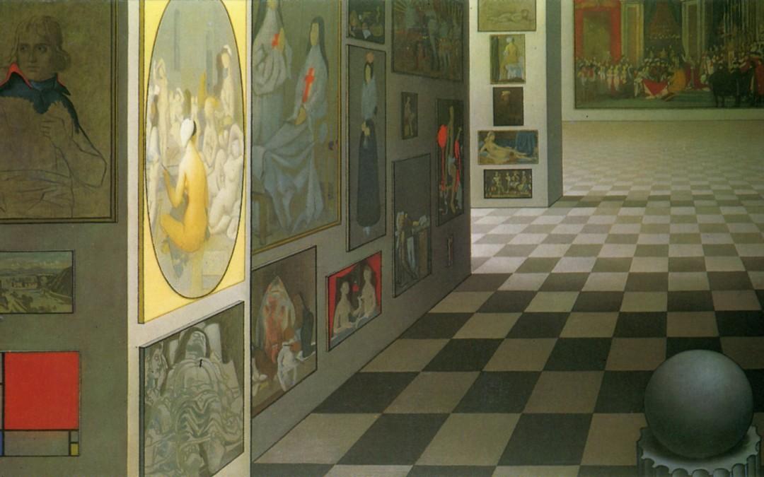 Le musée Imaginaire