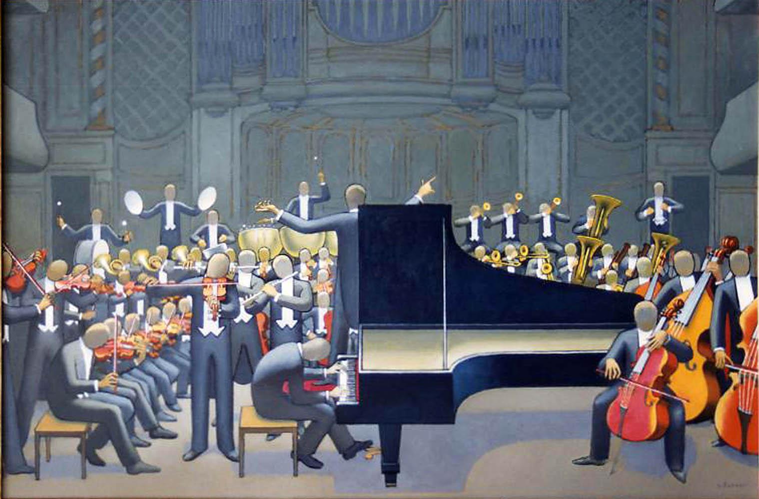 Le concerto inconnu