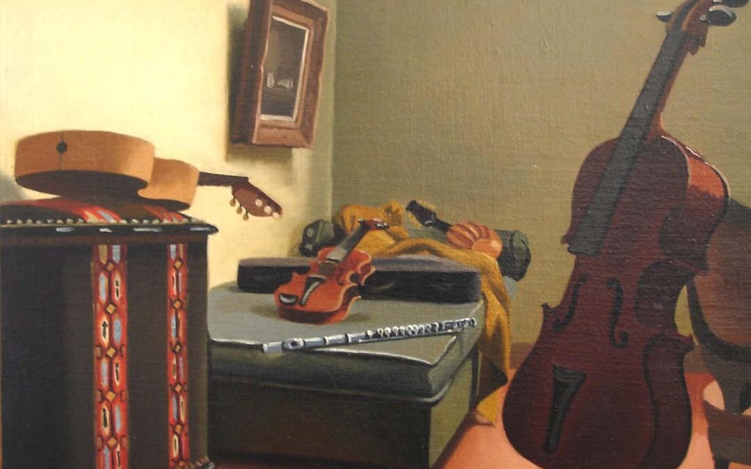 Instruments de musique, quintet